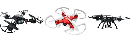 drone la reducere online Black Friday 2017